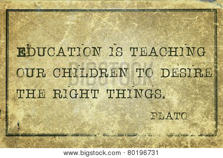 Education Print