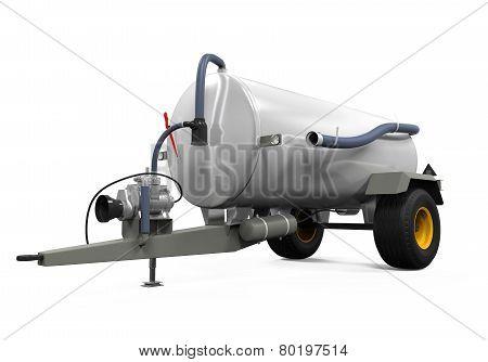 Vacuum Manure Spreader