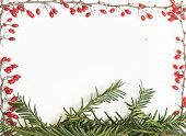 Постер, плакат: Holidays decoration elements