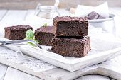 picture of brownie  - Brownies - JPG