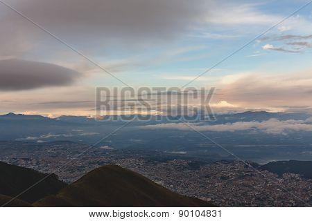 Volcan Rumiñahui, South America