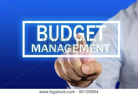 Budget Management Concept
