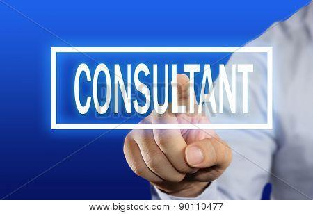Consultant Concept