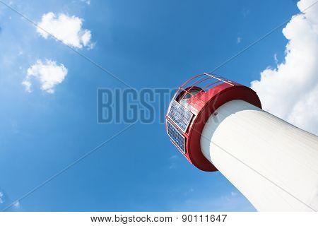 Lighthouse Photovoltaic Sky