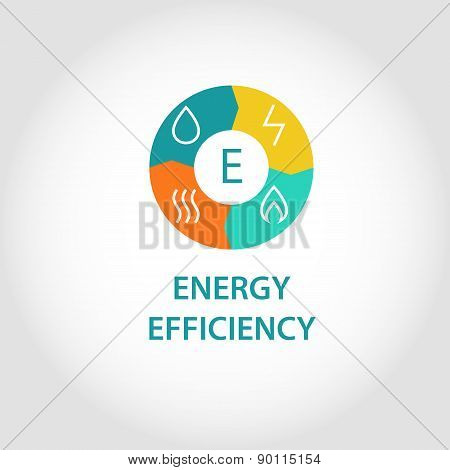 Energy efficienty logo