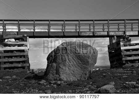 Bridged Rock