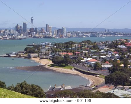 Auckland And Harbour