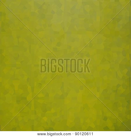 Abstract Green Pattern Background