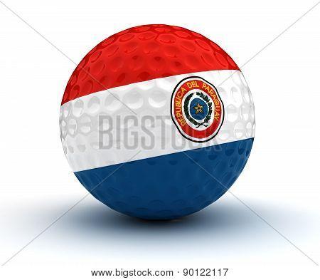 Paraguayan Golf Ball