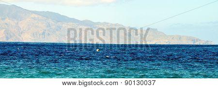 Northwest Coast Of The Island Of Brava