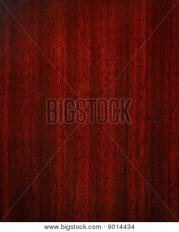 Textura de madera caoba
