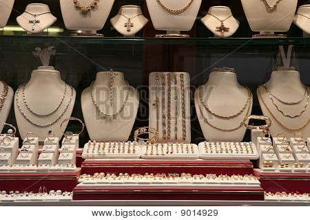 Jewelry Store (Toon-venster)