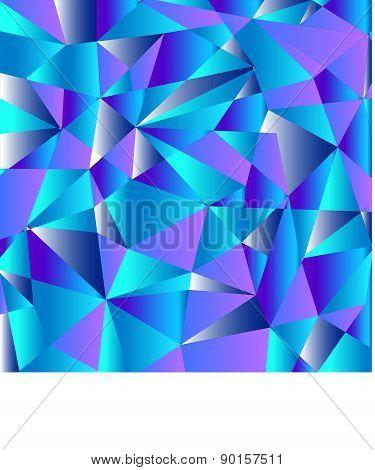 Violet blue colorfull vector.Background design
