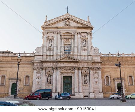 Santa Susanna (chiesa Di Santa Susanna Alle Terme Di Diocleziano) Church