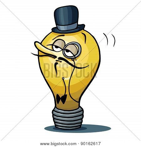 Lamp Idea Aristocrat Vector