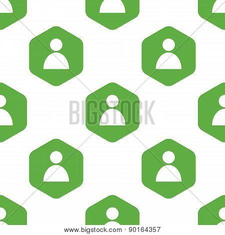 User icon pattern