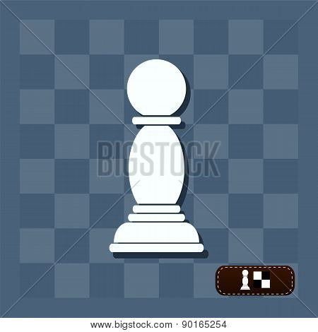 Icon Of Chess Pawn