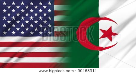 Usa And Algeria