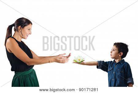 Gentleman child