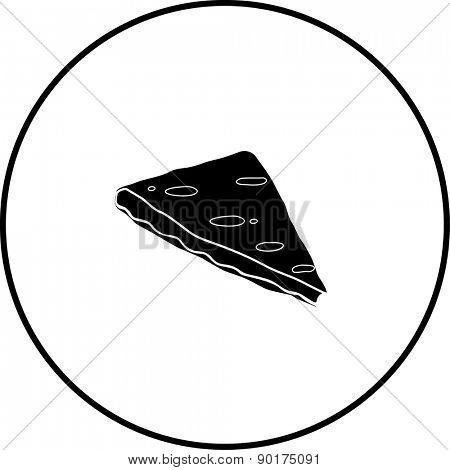 quesadilla symbol