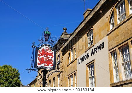 Lygon Arms, Chipping Campden.
