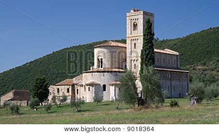 St. Antimo's Abbey
