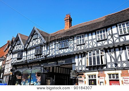 Tanners Wine Merchants, Shrewsbury.
