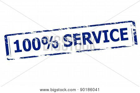 One Hundred Percent Service