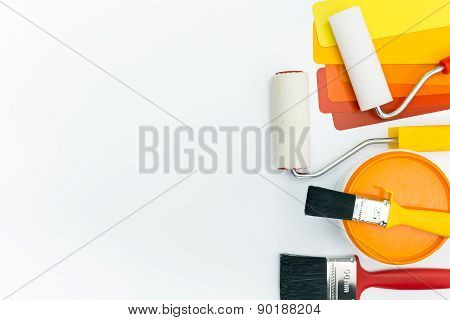 Various Painting Tools