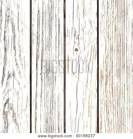 Bleach Wooden Planks Texture