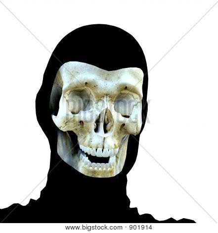 Scary Skull 10