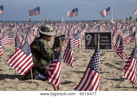 Honoring 9-11