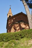 pic of chapels  - Small country chapel in the municipality of Inverigo in the province of Como Lombardy Italy - JPG