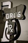 Постер, плакат: Наркотики Rx
