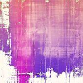 stock photo of violet  - Grunge old - JPG