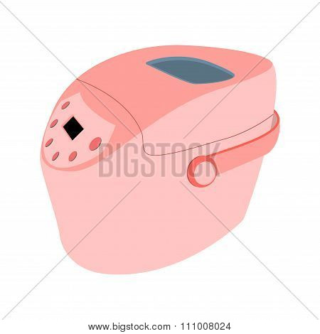 Bread Maker Red Color
