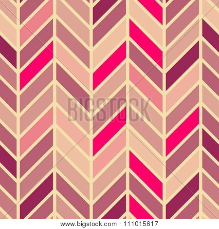 Herringbone purple seamless pattern
