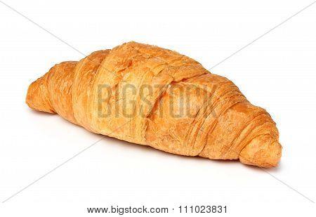 Croissant Closeup.