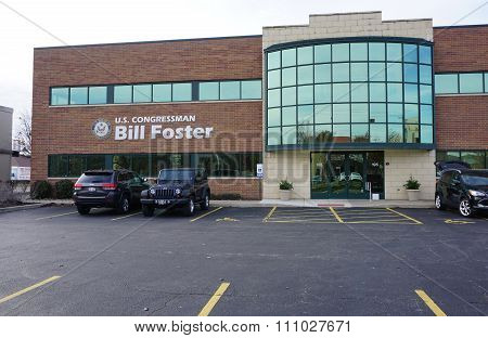Congressman Bill Foster's Office