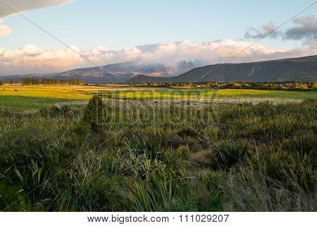 Tongariro National Park Ruapehu District North Island, New Zealand