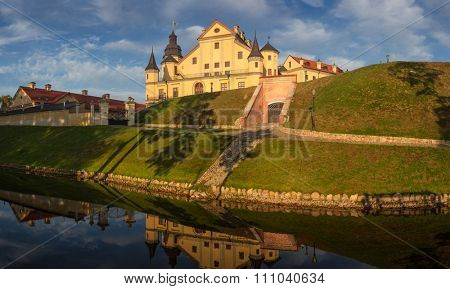 Niasvizh castle, Belarus