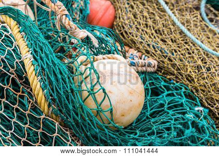 Fishing Net Detail