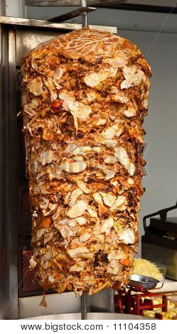 how to make doner chicken