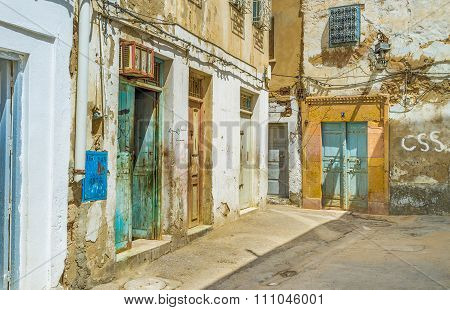 The Slums Of Sfax