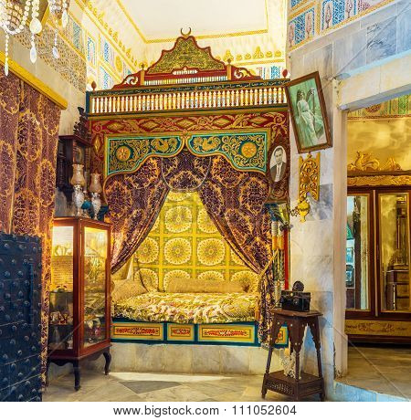 The Arabic Bedroom