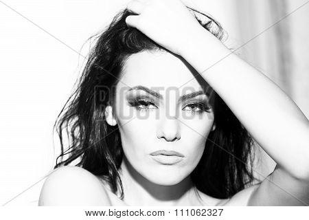 Sexual Girl Portrait