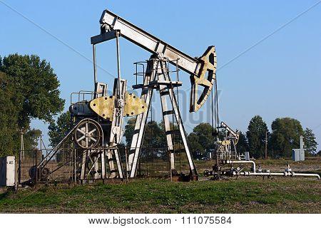 Oil Field