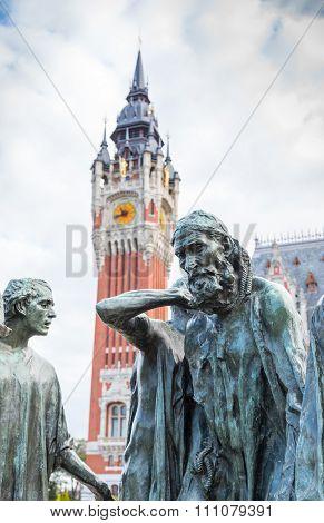 The Burghers Of Calais (les Bourgeois De Calais), France