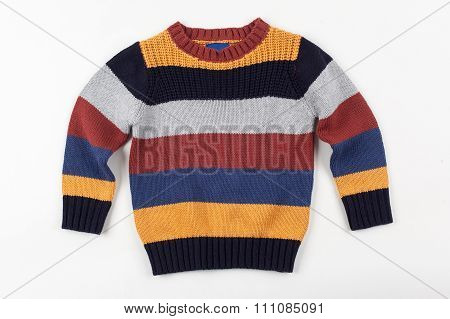 Colorful Sweater For Children