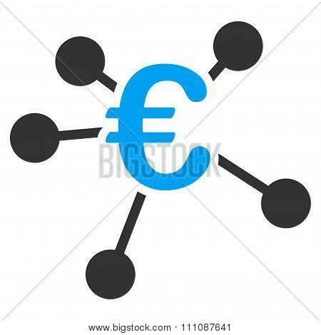Euro Distribution Icon